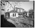 PERSPECTIVE VIEW OF FRONT - 1510 Madison Street (House), Lynchburg, Lynchburg, VA HABS VA,16-LYNBU,72-1.tif