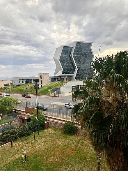 The Innovation and Technical and Technology Transfer Park (PIT3) at Chihuahua Campus. PIT3-ITESM-Chihuahua.jpg