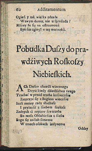 PL Lubomirski-Ecclesiastes po hebraysku nazwan...