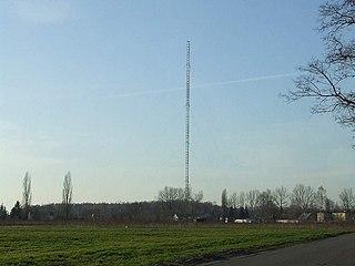 Raszyn radio transmitter Place
