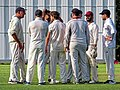Pacific CC v Chigwell CC at Crouch End, London, England 25.jpg