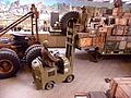 Pacific Car & Foundry Tractor M26A1 from Wo-II fork lift.jpg