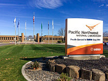Pacific Northwest National Laboratory (PNNL) Richland Campus Entrance.jpg