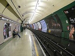 Paddington Bakerloo Line northbound