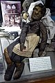 "Padstow Poppet (""Mother Shipton"") in the Museum of Witchcraft and Magic.jpg"