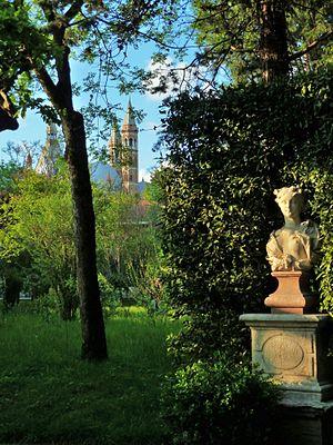 Orto botanico di Padova - Image: Padua (2)