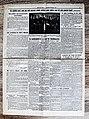 """Pagina 3 (Midden Pagina) van krant """"Volk En staat"""" 24 oktober 1942 over overlijden VNV leider Staf Declercq.jpg"""