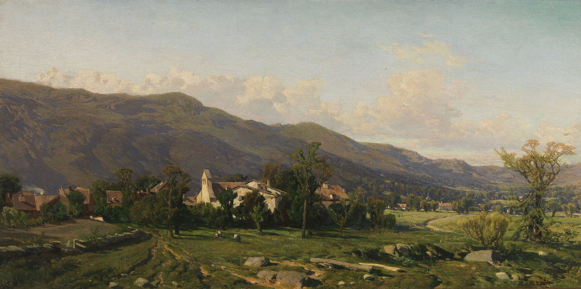 Paisaje de Suiza, por Martín Rico.jpg