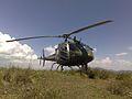 Pakistan military helicopter - Flickr - Al Jazeera English.jpg