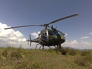Pakistan military helicopter - Flickr - Al Jazeera English