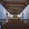 Palacio del Condestable Iranzo (Jaén). Salón Mudéjar.jpg