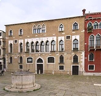 Domenico Cimarosa - Palazzo Duodo, Campo Sant'Angelo, Venice: Cimarosa's death place