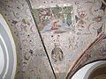 Palazzo al canto di sant'anna, androne su via feisolana, affreschi 03.JPG