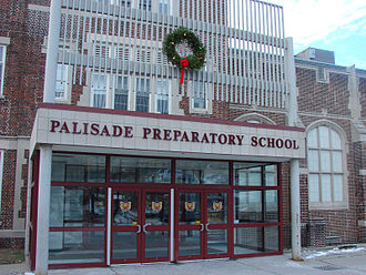 Palisade Preparatory School - Image: Palisade Preparatory School in Yonkers