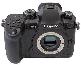 Panasonic Lumix DC-GH5 - Image: Panasonic.Lumix.DC GH5