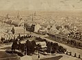 Panoramic view of Macquarie Stree, 1881, Charles Bayliss (44252962210).jpg