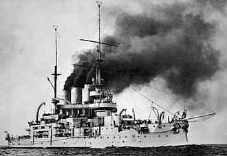 Russian battleship Potemkin - Image: Panteleimon, 1906