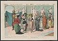 Papagallo n.10 belle arti-gallerie politiche anno VII perroquet n.10 Beaux arts galeries politiques 7 me annee LCCN2003688825.jpg
