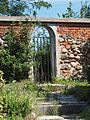 Paradyż, ogrodzenie kościoła i klasztoru mur kam. XVIII w..jpg