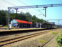 Paravur railway station - View from north side.jpg