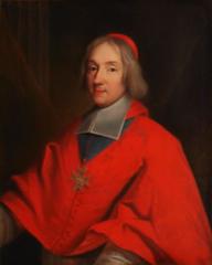 Portrait du cardinal de Noailles