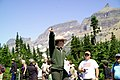 Park Ranger giving a Ranger Talk (5670035895).jpg