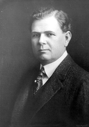 Florida Attorney General - Park Trammell, 1909–1913