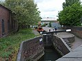 Passing through Tipton Locks - geograph.org.uk - 425958.jpg