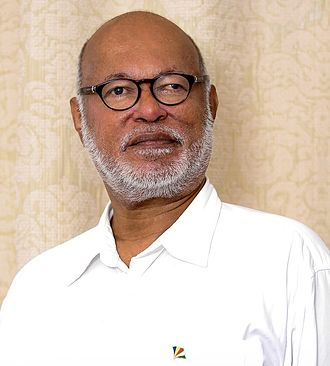 Minister for Foreign Affairs (Seychelles) - Image: Patrick Pillay