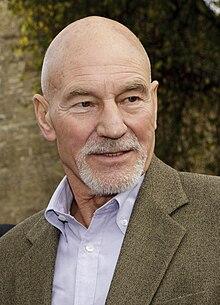 Patrick Stewart nel 2009
