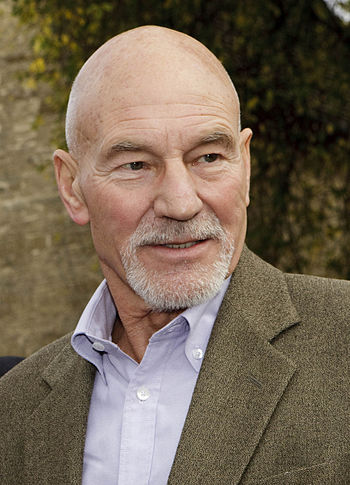 English: Patrick Stewart. Legend