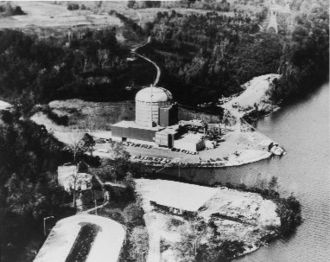 Peach Bottom Nuclear Generating Station - Photo of Peach Bottom Unit 1