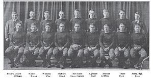1920 Penn State Nittany Lions football team - Image: Penn State Football 1920