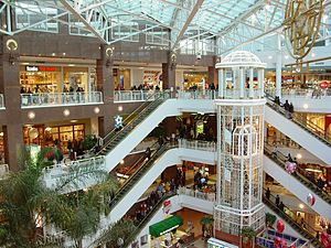 The Fashion Centre at Pentagon City, in Arling...