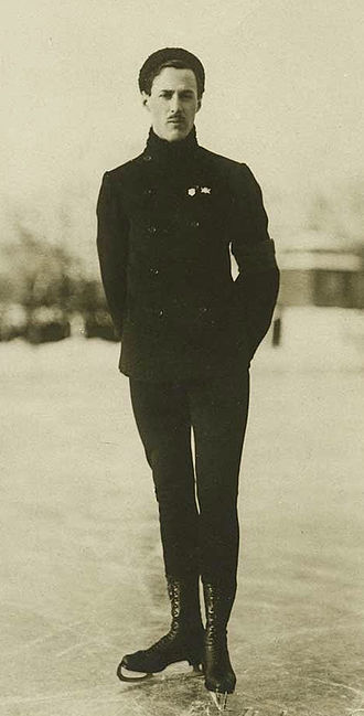Per Thorén - Thorén in 1909