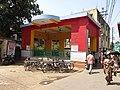 Performing Stage - Siddheswari Shankari Temple - Andul - Howrah 2012-03-25 2921.JPG