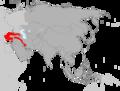 Persian squirrel habitat map.png