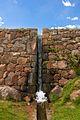Peru - Cusco Sacred Valley & Incan Ruins 135 - Tipón water channeling (7100943169).jpg