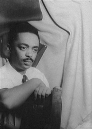 Peter Abrahams - Peter Abrahams (photo taken by Carl Van Vechten, 1955)