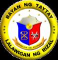 Ph seal taytay rizal.png