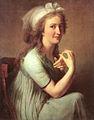 Philipp Friedrich Hetsch Portrait Caroline Scheffauer c1792-1794.jpg