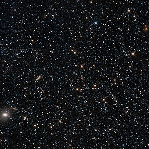 Dwarf galaxy - Image: Phoenix dwarf galaxy