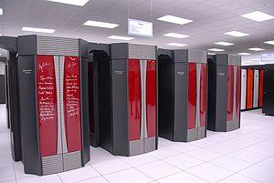Cray X1 - A Cray X1E supercomputer at Oak Ridge National Laboratory