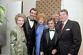 Photo Op. with Ronald Reagan, Nancy Reagan, Tom Selleck, Dudley Moore, and Lucille Ball.jpg
