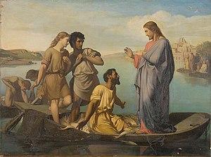 Henri-Pierre Picou - La Pêche miraculeuse