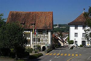 Thayngen - Image: Picswiss SH 03 01