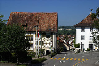 Place in Schaffhausen, Switzerland