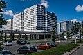 Pieramožcaŭ avenue (Minsk) 07.jpg