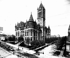 Pierce County Courthouse (1895)
