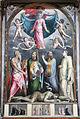 Pierfrancesco foschi, disputa sull'immacolata concezione, 1544-46, 01.JPG